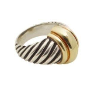 David Yurman Dome Ring Size 6